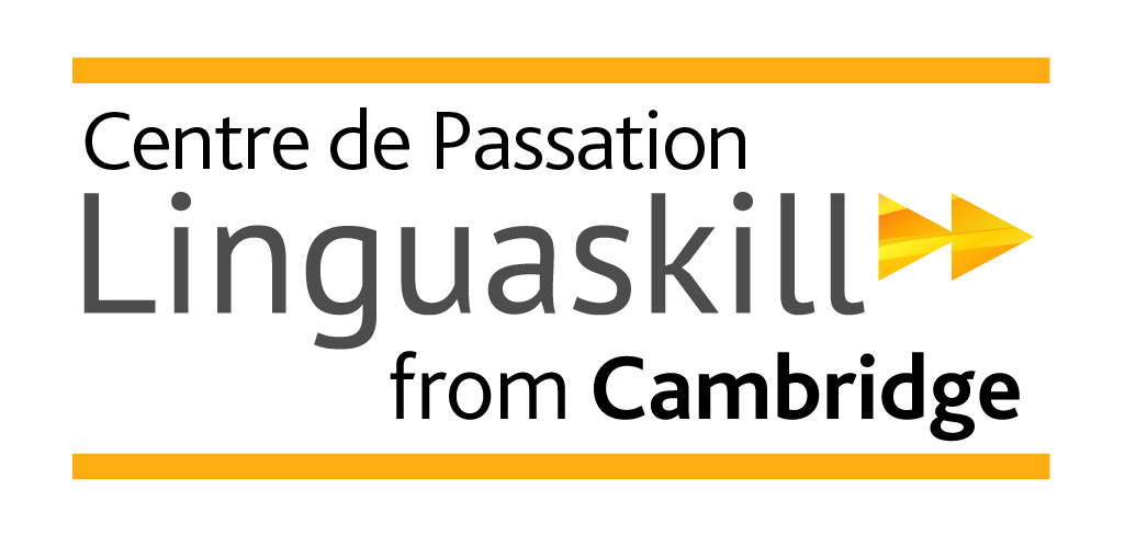 Centre de passation Linguaskill from Cambridge