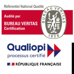 Logo Veriselect et Qualiopi